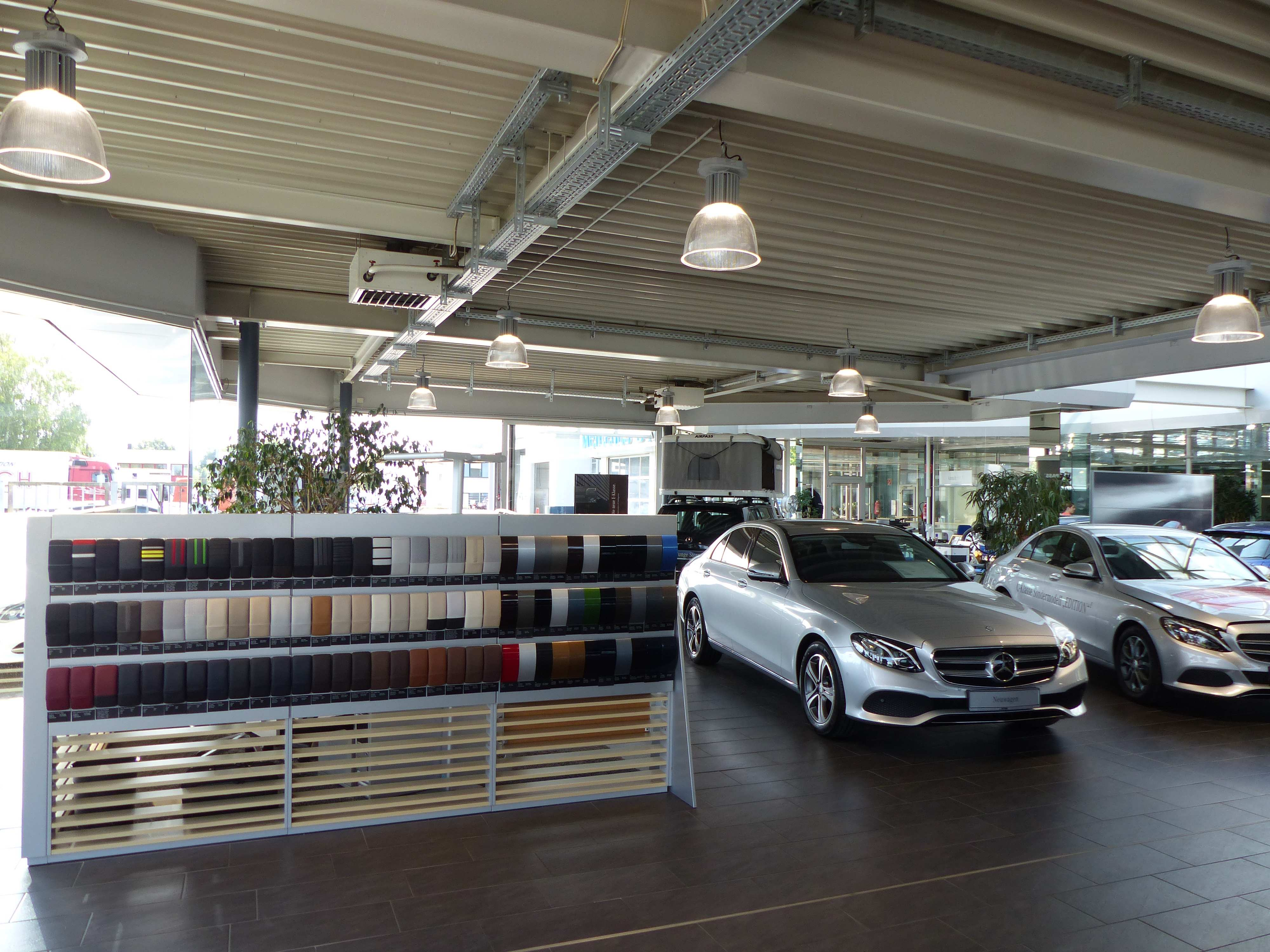 Mercedes Hartmann Automobile Anwendungen
