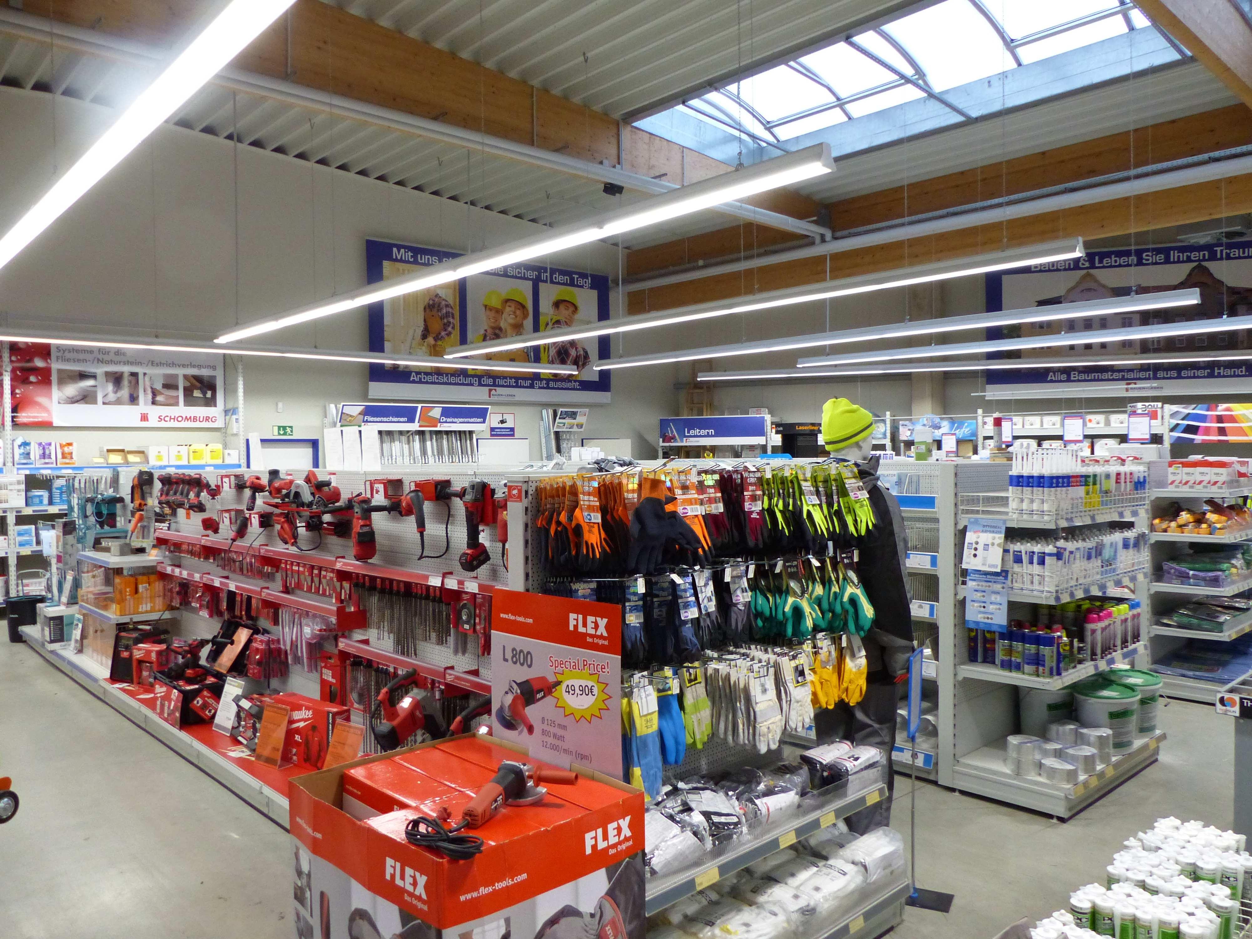 Bauen Und Leben basis bauen und leben retail applications litegear
