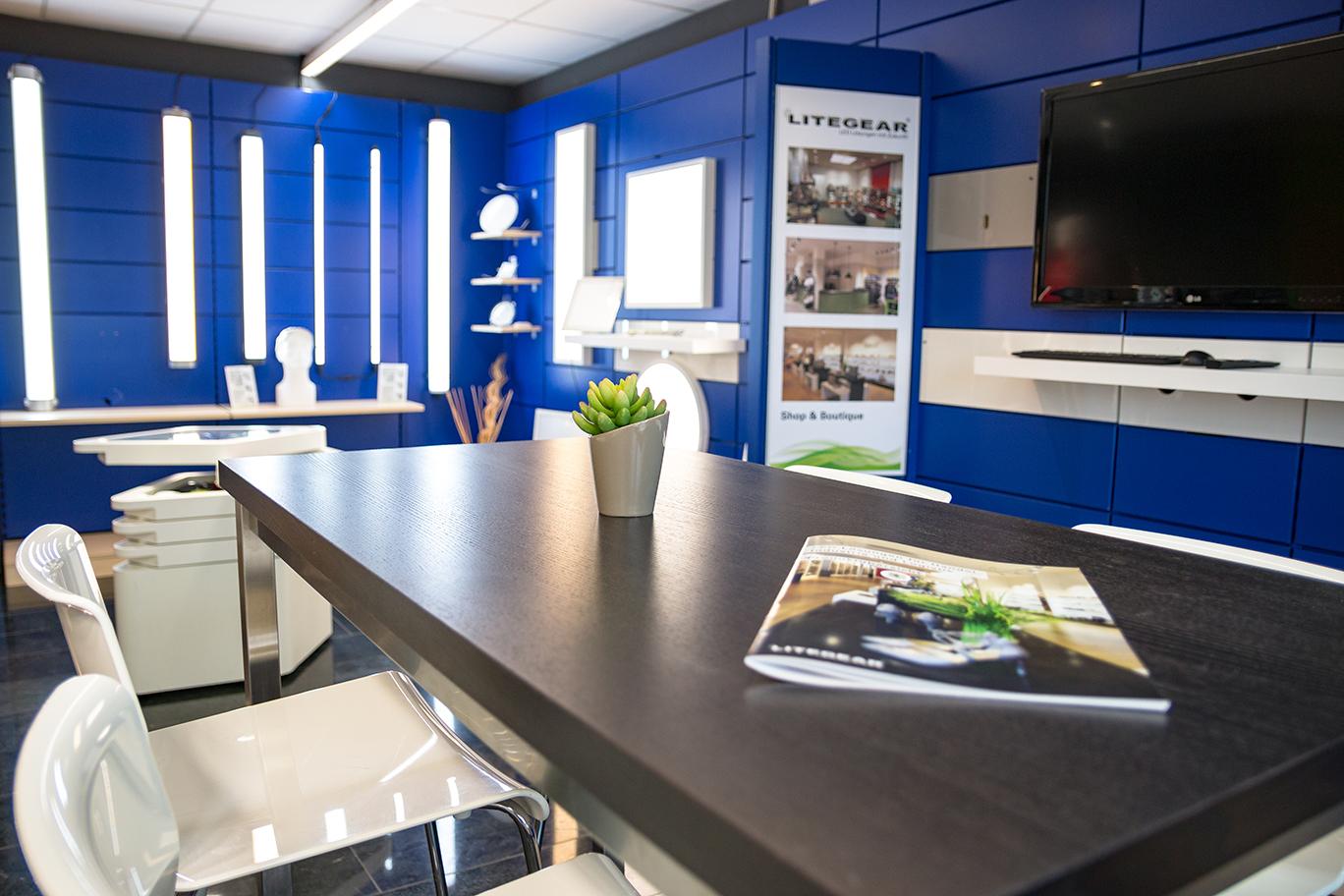 Bild 1 zu Beitrag 'Neuer Showroom'