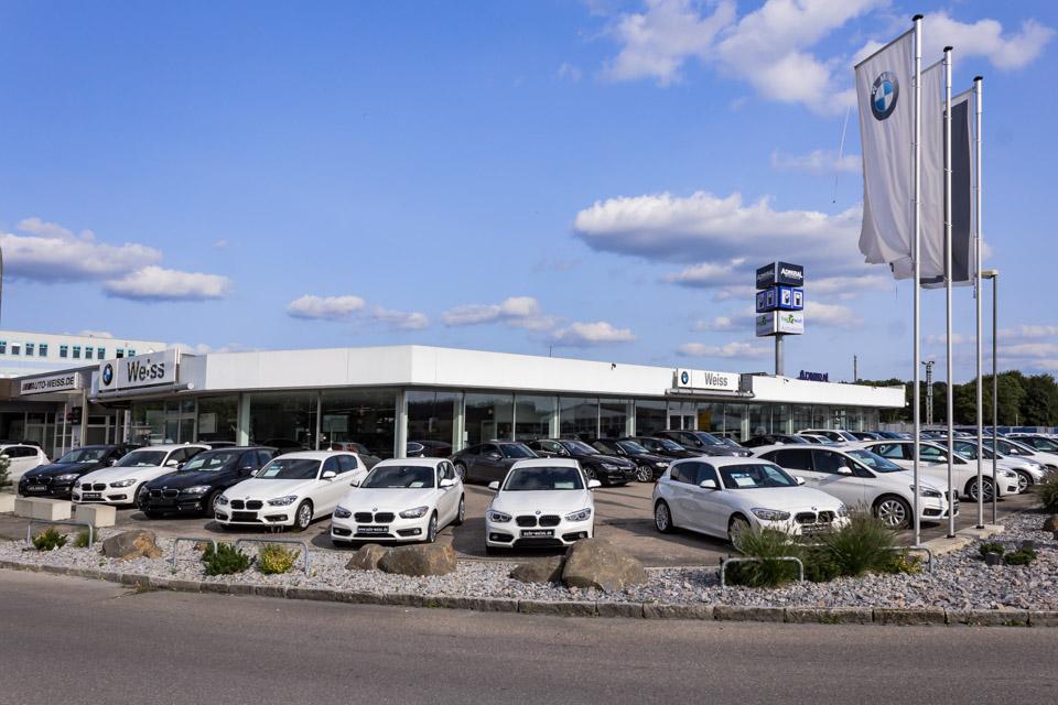 Bild 1 zu Beitrag 'Auto Weiss – ein Autohaus mit Tradition'